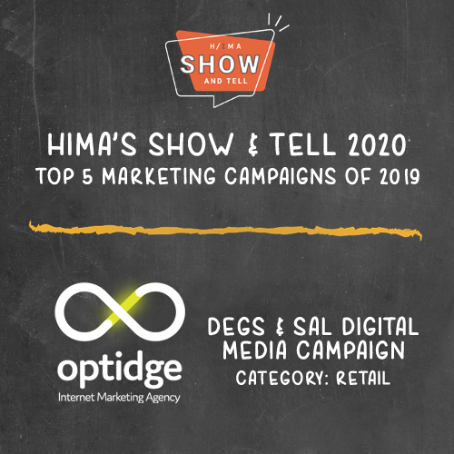 We Did It Again! Optidge Among Top 5 Houston Digital Agencies in 2020
