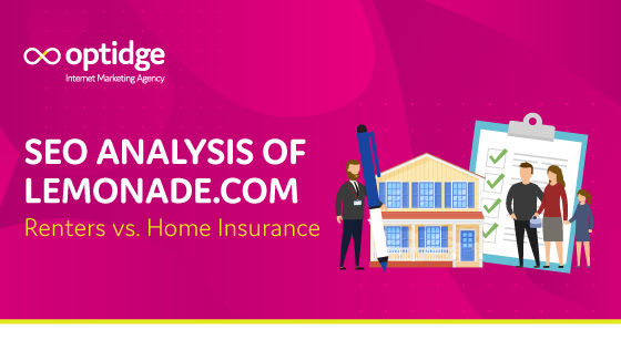 SEO Analysis of Lemonade.com: Renters vs. Home Insurance ...